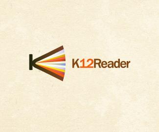 k12reader标志