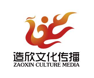 造欣文化传播logo设计