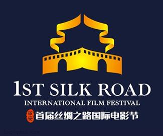 丝绸之路国际电影节LOGO