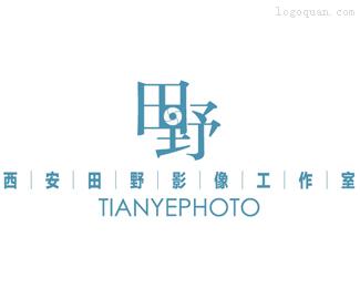 田野影像工作室logo