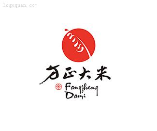 方正大米logo
